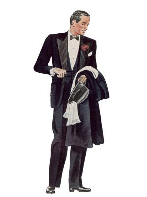 The Evolution of Men's Style: 1933-Now