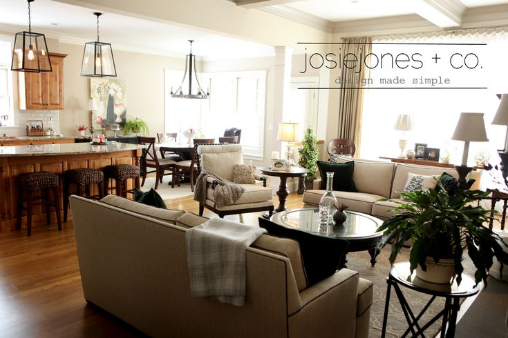 Pottery Barn Living Rooms | living Room | Country home ...
