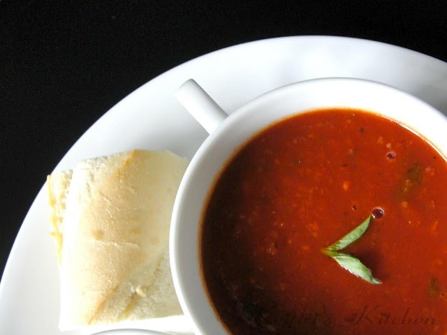 Just like Noodles & Company tomato bisque