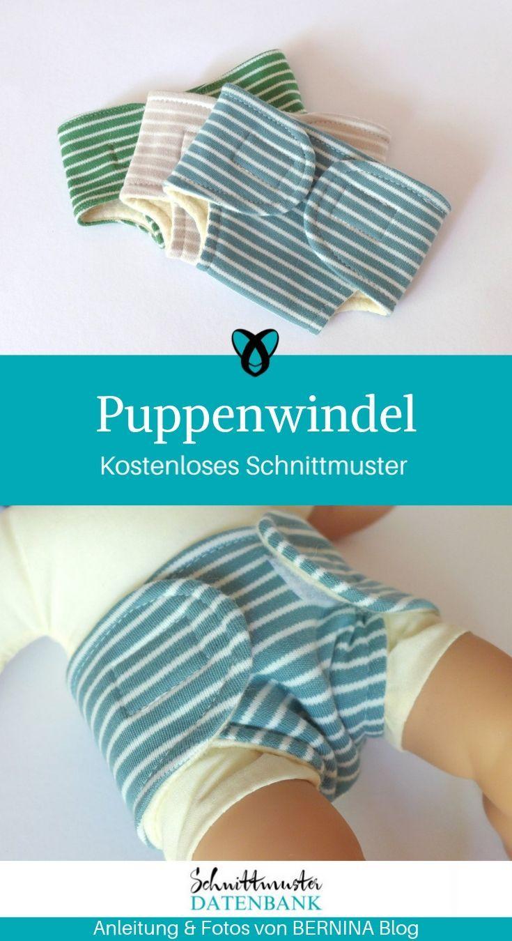 Puppenwindel