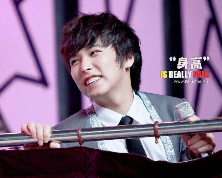 Ming sweet laugh