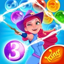 Bubble Witch 3 Saga Hack Generator Online logo