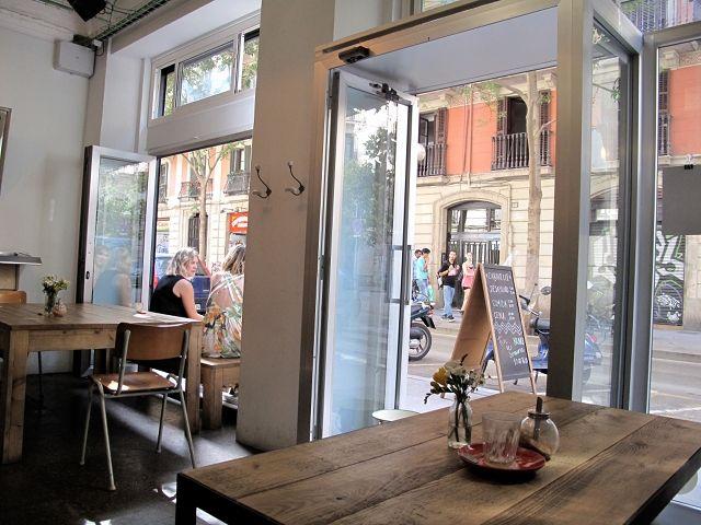Cafe Caravelle, El Raval, Barcelona