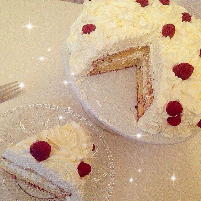 Rose Cake - Forêt Blanche d'Herve Cuisine