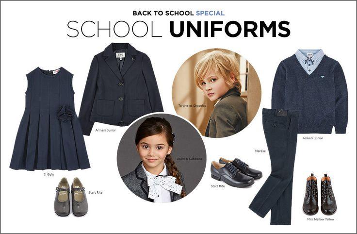School uniforms for kids