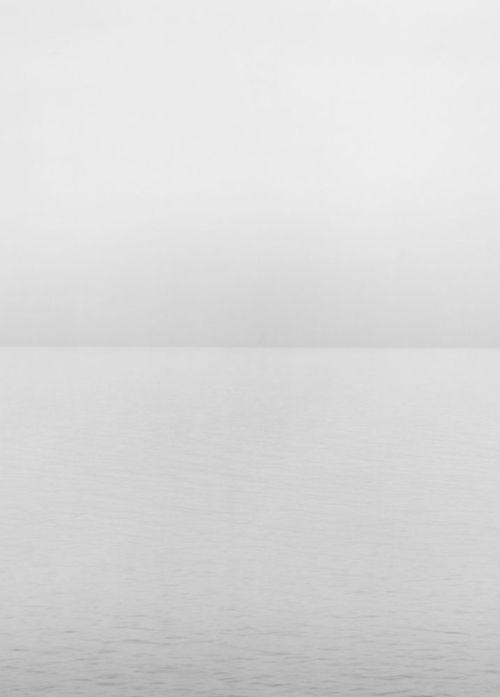 Hiroshi Sugimoto - Lake Superior, Cascade River (Detail) - 1995
