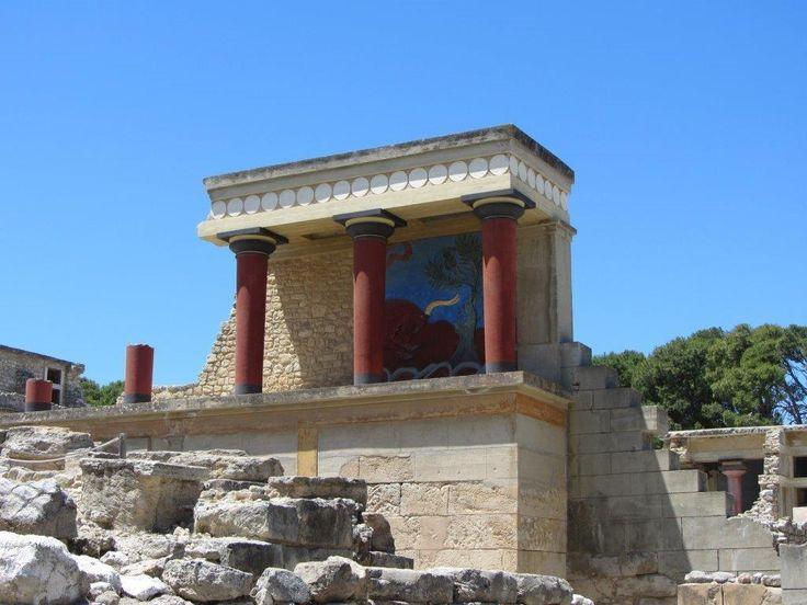 La Crète minoenne ou l'histoire revisitée par la légende