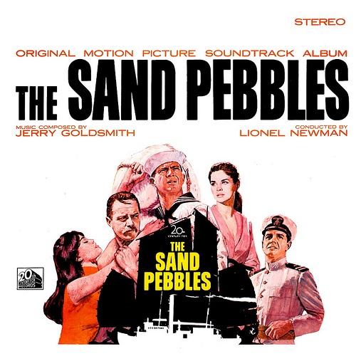 Jerry Goldsmith - The Sand Pebbles