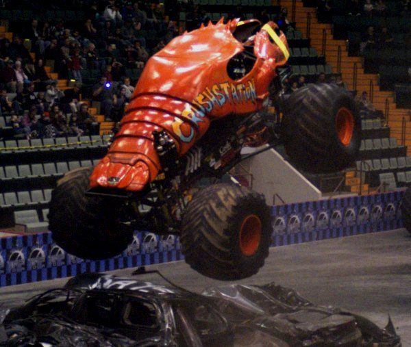 Monster Jam Crushstation