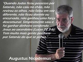 Similaridades entre Judas Iscariotes e os apóstolos modernos | Renato Vargens