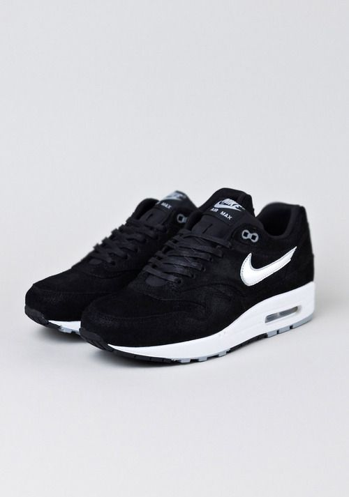 Air Max Shoes Black