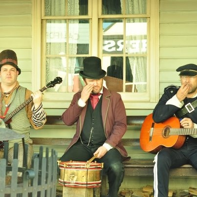 always remind me of that lovely afternoon when listening to their music in sovereign hill.