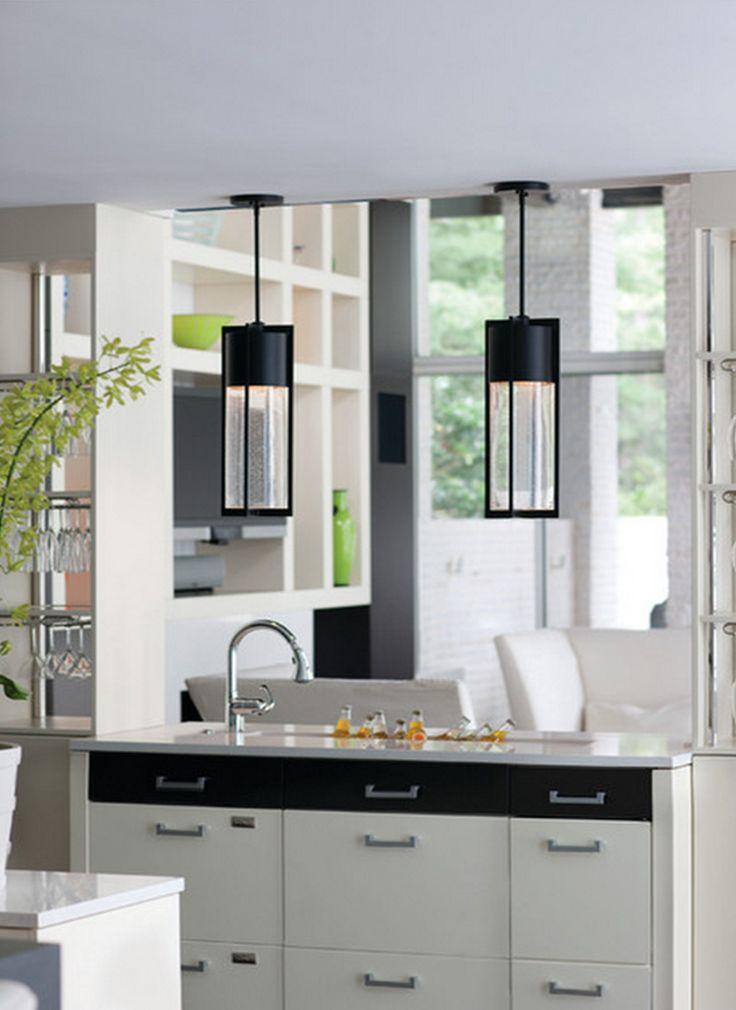 210 best Kitchen Lighting images on Pinterest Kitchen lighting - modern kitchen lighting ideas