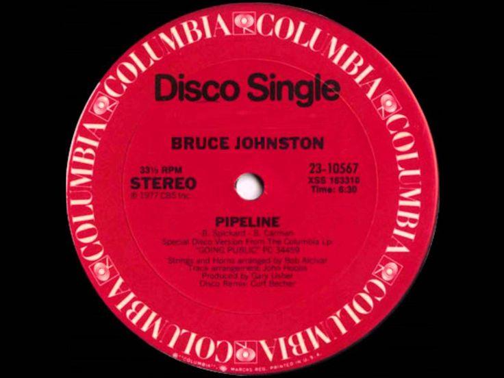 Bruce Johnston - Pipeline