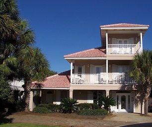 Secret Paradise - Florida vacation home in Destin - beach house - rental - Emerald Shores gated community - five bedroom, 3 1/2 bath