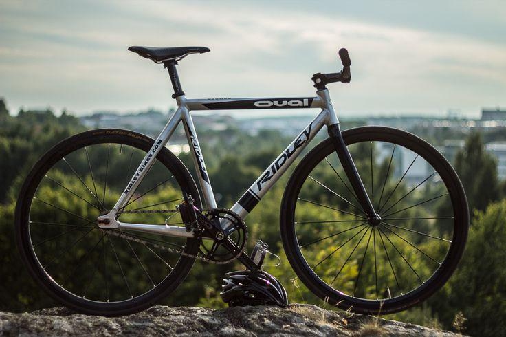 RIDLEY #fixie #fixedgear #pista #bike