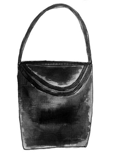 Bag Illustration by Ana for Better Than Ann
