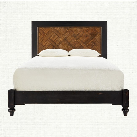 Inspired By French Farmhouse Antiques The Beckett Queen Bed Is A Beautiful Reproduction Modernized