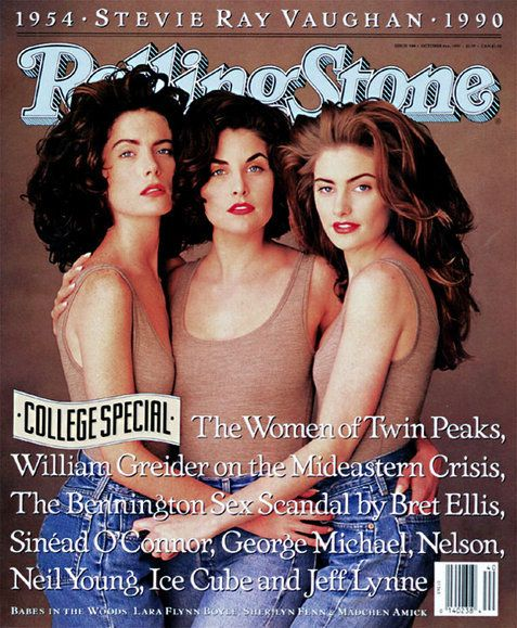 Rolling Stone // October 1990