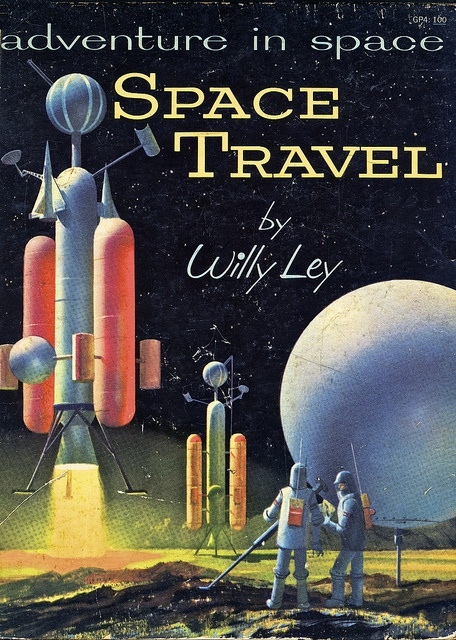 Space Travel by Wires In The Walls, via Flickr