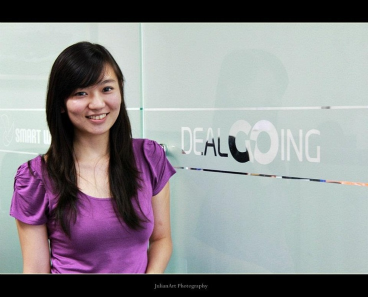 Natasya Abigail - Strategic Partnership Executive. a journalist, trance enthusiastic, video maker. Her quote of life? Work hard, party harder! :D