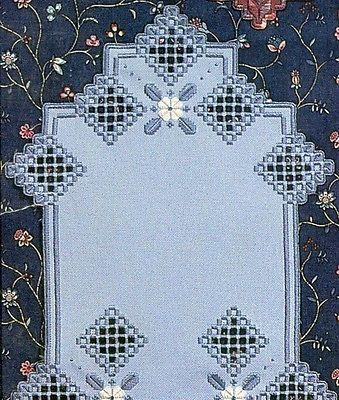 Hardanger pattern book - Hardanger Keepsakes III by Dawn Wold