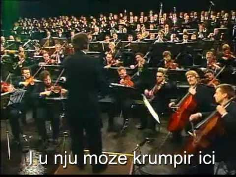 Nabucco - Opera de Verdi - Chorus of Hebrew Slaves - Burek