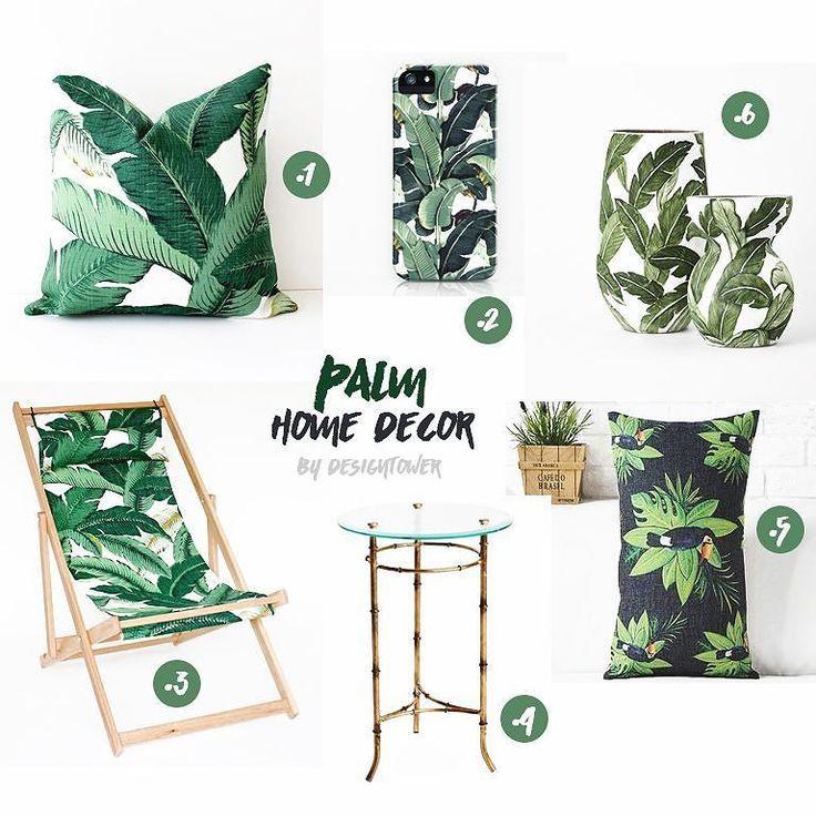 [BLOG POST] una casa in stile tropicale. Dove e come su www.designtower.eu #interior #homedecor #floral #tropical #tropicalinteriors __ @designtower.eu for Italian designers #productdesign #art #design #craft #handmade  www.designtower.eu