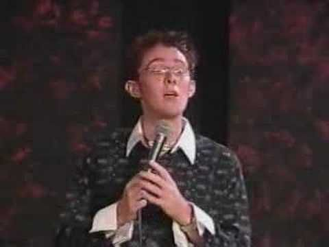 Clay Aiken's very first audition