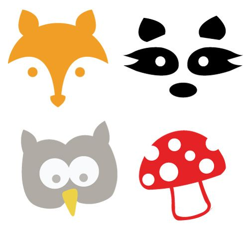 Use these animals to get ideas for close up of eyes.