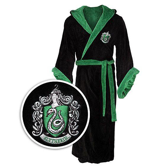 Harry Potter Slytherin House Robe