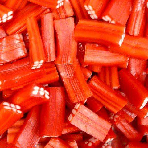 Regalices rojos.Puedes comprar tus chuches en www.martinfloressl.es