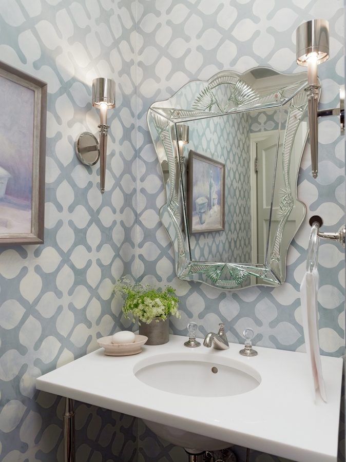funky bathroom wallpaper ideas 123 best wall treatments wallpaper images on 17807