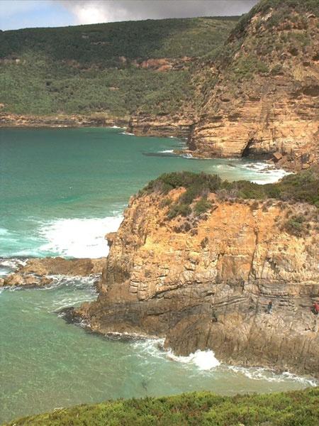 Remarkable Cave - near Port Arthur, Tasmania
