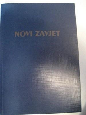 Sveto Pismo: Novi Zavjet