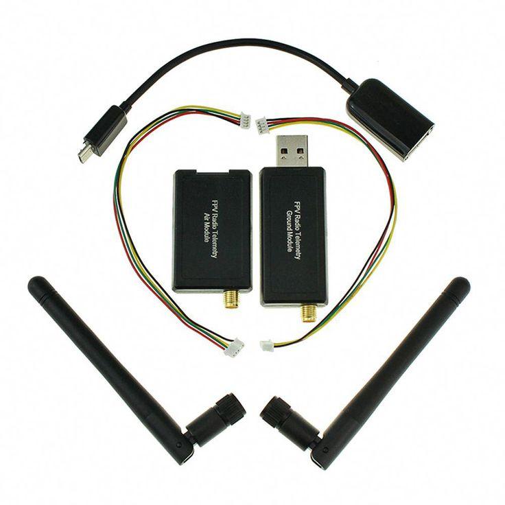 3DR Radio Telemetry Kit Mit Fall 433 MHZ 915 MHZ Für MWC APM PX4 Pixhawk für FPV … – RC Drift Cars