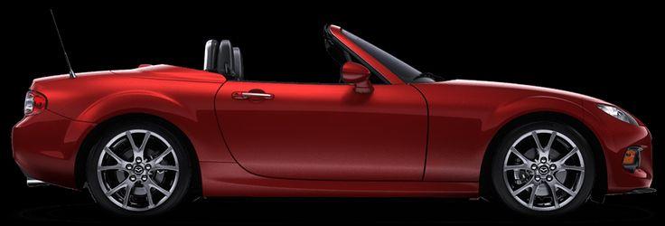 2014 Mazda MX-5 Miata Hardtop Convertible Sports Car | Mazda USA