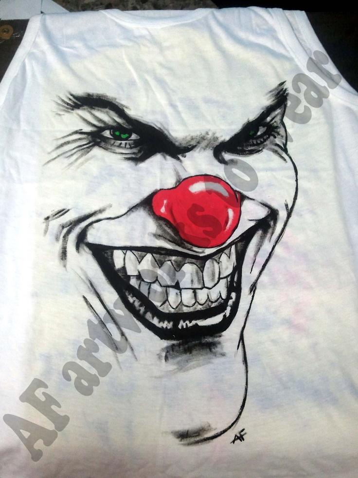 joker clown - by Alvise Fiammengo