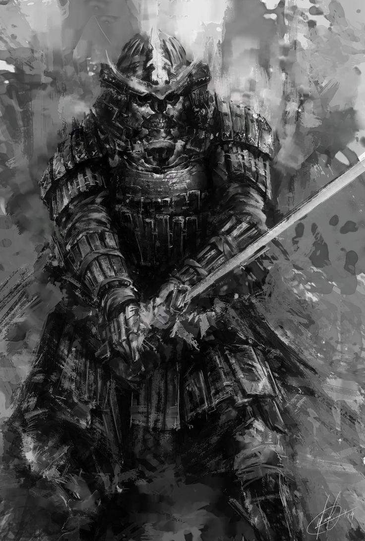 samurai and demon tattoo - Google-haku