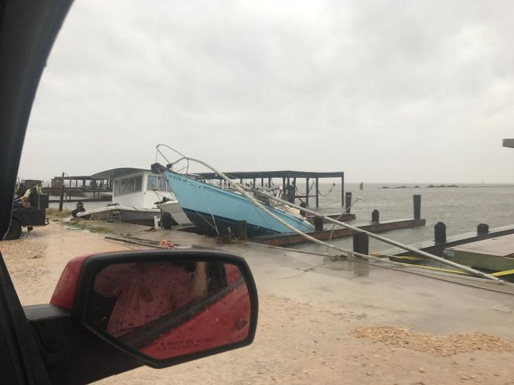 Image result for rockport texas hurricane harvey