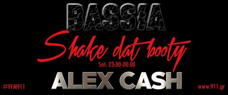#ShakeDatBooty #DJSet #MixShow #RNB #NightZone #PartyZone #VFM911 #Radio #Thessaloniki #SKG www.911.gr