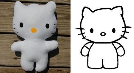 Puede que tenga muchísimos años pero lo cierto es que la famosa gatita Hello Kitty sigue tan vigente como nunca. No solo es dulce y adorable sino que todos la
