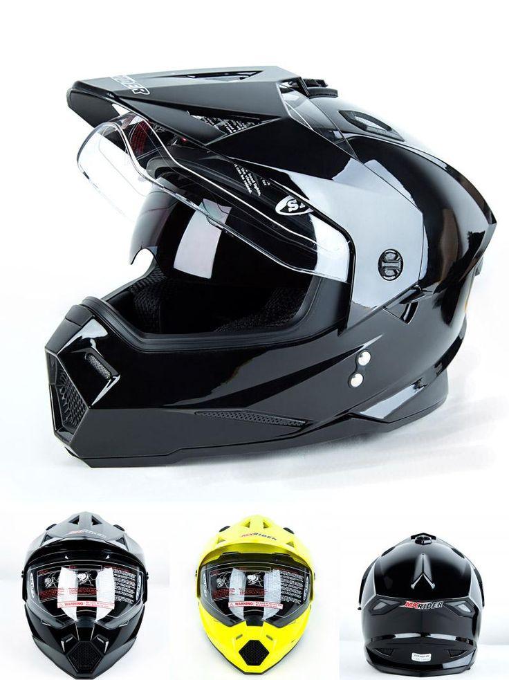 [Visit to Buy] Motorcycle Helmet cascos para casque moto Full Face off road motocross helmet Motorbike Helmet off Road Cross Racing Helmets  #Advertisement