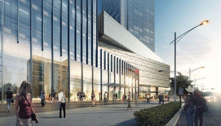 Chongqing Sincere Financial Center | Aedas | Architecture | Mixed-use | Chongqing, PRC