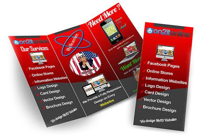 7 best Brochure Design images on Pinterest Business - make pamphlet online