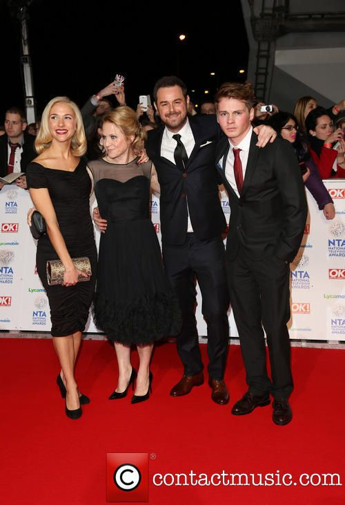 Maddy Hill, Kellie Bright, Danny Dyer, Sam Strike, The National Television Awards