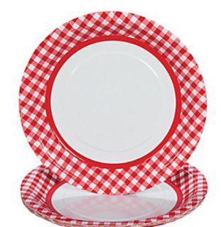 picnic,gingham,baskets,favors,picnic theme,berry baskets,cupcake,vintage -   Jilly Bean Kids www.jillybeankids.com