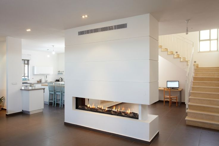Divider designs for living room living room modern with ortal fireplace see through fireplace