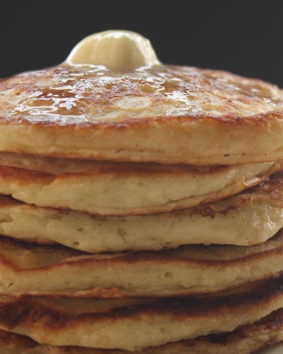 Buttermilk Pancakes Recipe | F O O D | Pinterest