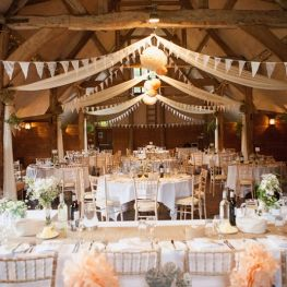 Rustic Barn Wedding Design Ideas for an English Country Garden Wedding by Hayley Savage and Matthew Oliver